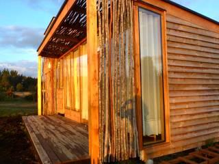 Deck y Galeria: Casas de estilo moderno por PhilippeGameArquitectos