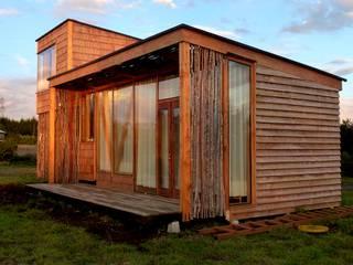 Frente de la Casa: Casas de estilo  por PhilippeGameArquitectos