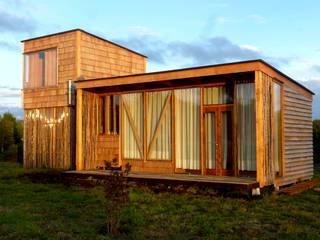 Casas de estilo  por PhilippeGameArquitectos