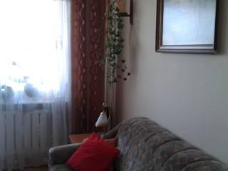 Auraprojekt Phòng khách phong cách tối giản