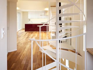 作品: ゆう設計アトリエが手掛けた廊下 & 玄関です。,