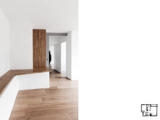 RESTRUCTURATION D'UN APPARTEMENT A LEVALLOIS GALI Sulukjian Architecte Bureau moderne