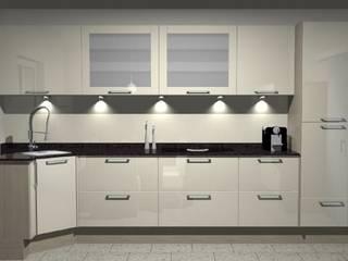 Wohnküche neu gestaltet von Schwarzwald Küchen Singen