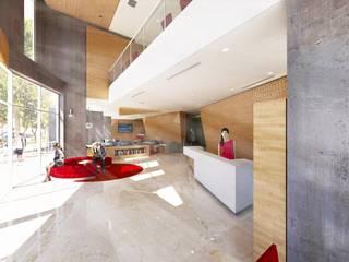 Diseño Cheng+Franco Arquitectos:  de estilo  por Ctrl+