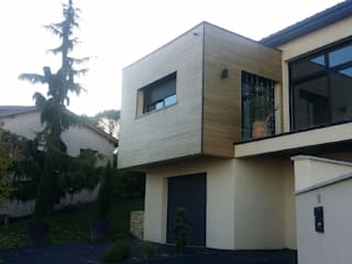 Eclectic style houses by Concept Creation Eclectic