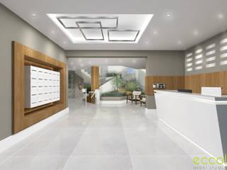 condomínio centro executivo mondin:   por ecco! archi sudio