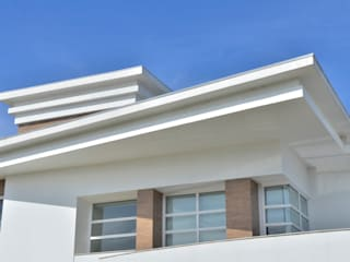 Maisons modernes par Biazus Arquitetura e Design Moderne