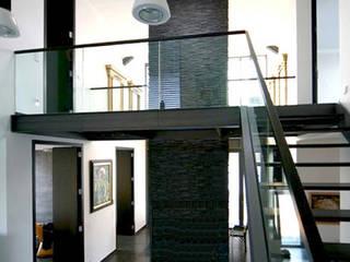 Haus Z Moderner Flur, Diele & Treppenhaus von ALL | Architekten Landenberger + Lösekrug Modern