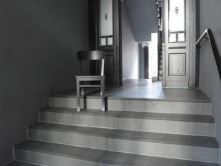 Haus X Industriale Bürogebäude von ALL | Architekten Landenberger + Lösekrug Industrial