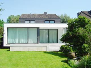 Haus F Moderne Häuser von ALL | Architekten Landenberger + Lösekrug Modern