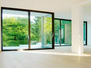 Haus F Moderne Wohnzimmer von ALL | Architekten Landenberger + Lösekrug Modern