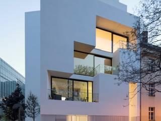 Casas estilo moderno: ideas, arquitectura e imágenes de Zafari Moderno