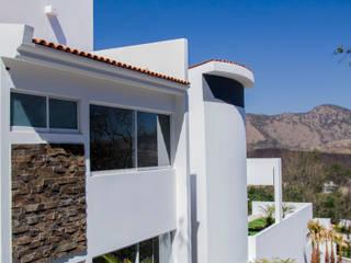 RESIDENCIA BAROCIO Casas minimalistas de Excelencia en Diseño Minimalista