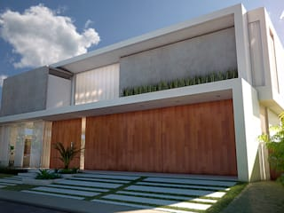 Modern houses by ARC+ Arquitetura Modern