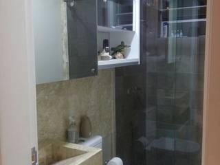 Baños de estilo moderno de Cristiano Carvalho Arquitetura e Design Moderno