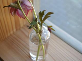 flowervase tube01: Y.Oが手掛けたミニマリストです。,ミニマル