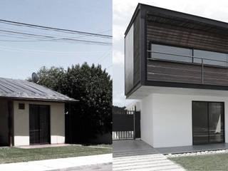 Casa Limonares Landeros y Charles Arquitectos, Chile:  de estilo  por Landeros & Charles Architects