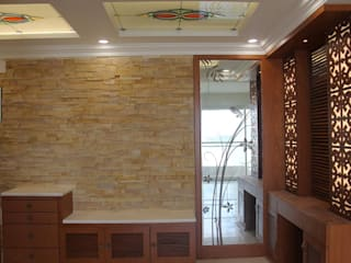 SNN Raj Lake View, Bangalore: classic  by Uniheights Interio PVT LTD,Classic