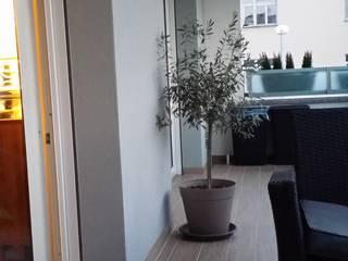 Cubisoft Balcones y terrazas de estilo moderno