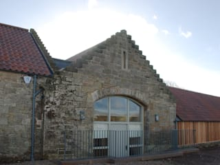 Saltcoats Steading Exterior:  Houses by Aitken Turnbull Architects