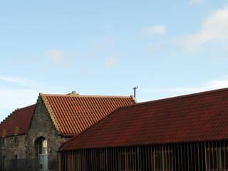 Exterior Maisons rustiques par Aitken Turnbull Architects Rustique