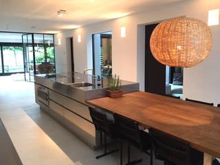Woning IJburg: moderne Keuken door MG Interieurarchitectuur BNI