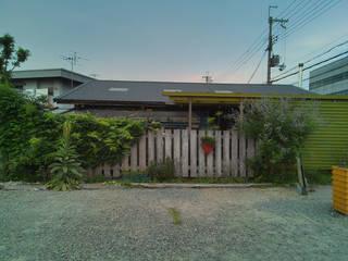 2: 家谷植景研究所が手掛けたレストランです。