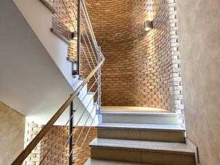 wnętrza budynku biurowego: styl , w kategorii  zaprojektowany przez Arte Architekci