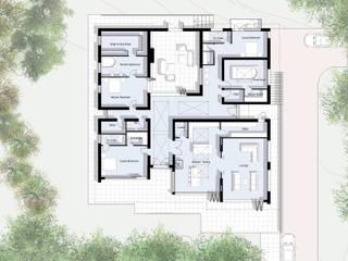 Гостиная в . Автор – Artform Architects