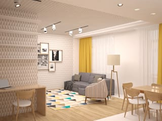 Living room by 16dots