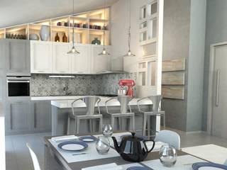 Modern kitchen by RINNOVIAMO CASA Modern