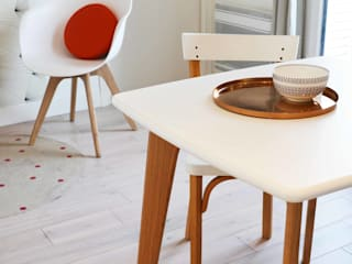 Sandrine Carré Dining roomTables