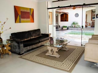 by ELLIANE FREITAS DESIGN DE INTERIORES Eclectic