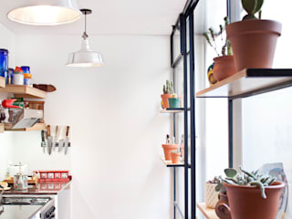 Reforma JBJ: Cocinas de estilo  por CA.ZA