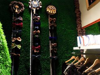MadamaByMeck Tienda de ropa y accesorios de Oneto/Sousa Arquitectura Interior Moderno