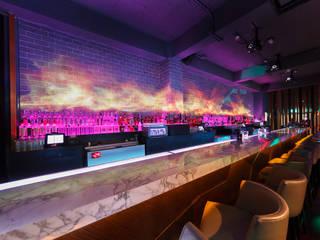 Bar TheWall de Oneto/Sousa Arquitectura Interior Industrial