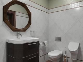 Визуализация Сан Узел Ванная в классическом стиле от Alyona Musina Классический