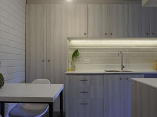 Kitchen by KRAUSE CHAVARRI, Modern