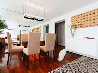 Living room by Oneto/Sousa Arquitectura Interior, Modern