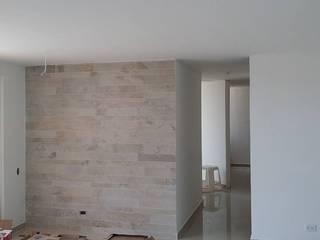 Remodelacion obra civil y acabados.:  de estilo  por Arquitectura e Ingenieria GM S.A.S, Moderno