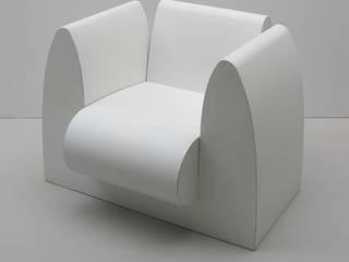 GrandChair: modern  door bv Mathieu Bruls architect, Modern
