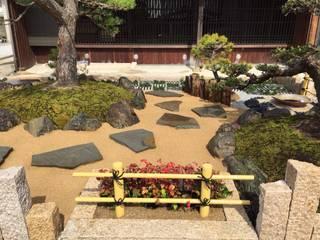現代和風庭園 の HIRO GARDENING