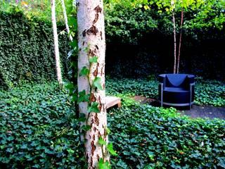 PM Chair: modern  door bv Mathieu Bruls architect, Modern
