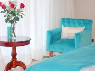 Dormitorios de estilo mediterráneo de AnnitaBunita.com Mediterráneo