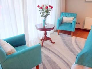 Dormitorios de estilo  por AnnitaBunita.com , Mediterráneo