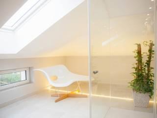 skandinavische Badezimmer von Projekt Kolektyw Sp. z o.o.