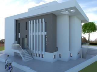 Casas modernas por FRAMASA- Dyov Studio 653773806 Moderno