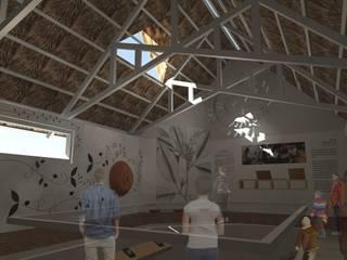 Galería de Cerámicas de Chazuta: Museos de estilo  de Interior + Exterior