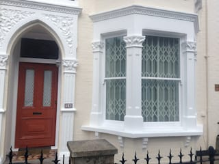 Exterior house painting, Clapham Common The Hamilton Group