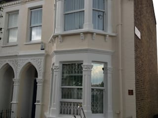 Exterior house painting, Clapham Common por The Hamilton Group